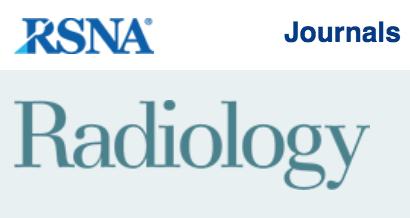 Radiologyに脳動脈瘤のディープラーニングによるAI(人工知能)が掲載されました。